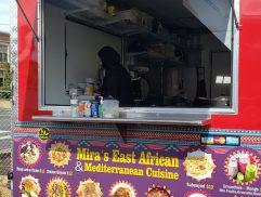 Mira's East African Mediterranean Cuisine Food Cart