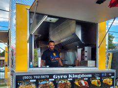 Gyro Kingdom Food Cart